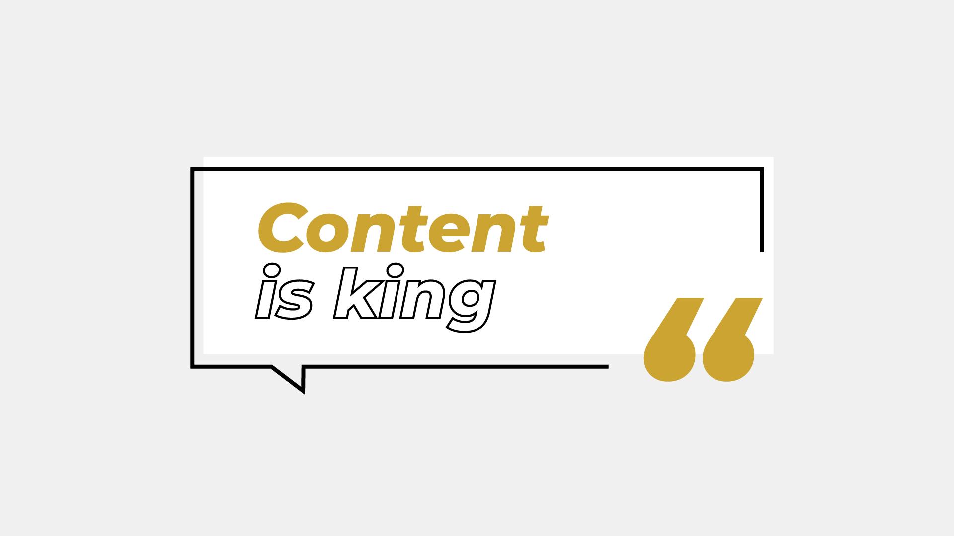 Quattro consigli per migliorare la tua strategia di content marketing da oggi