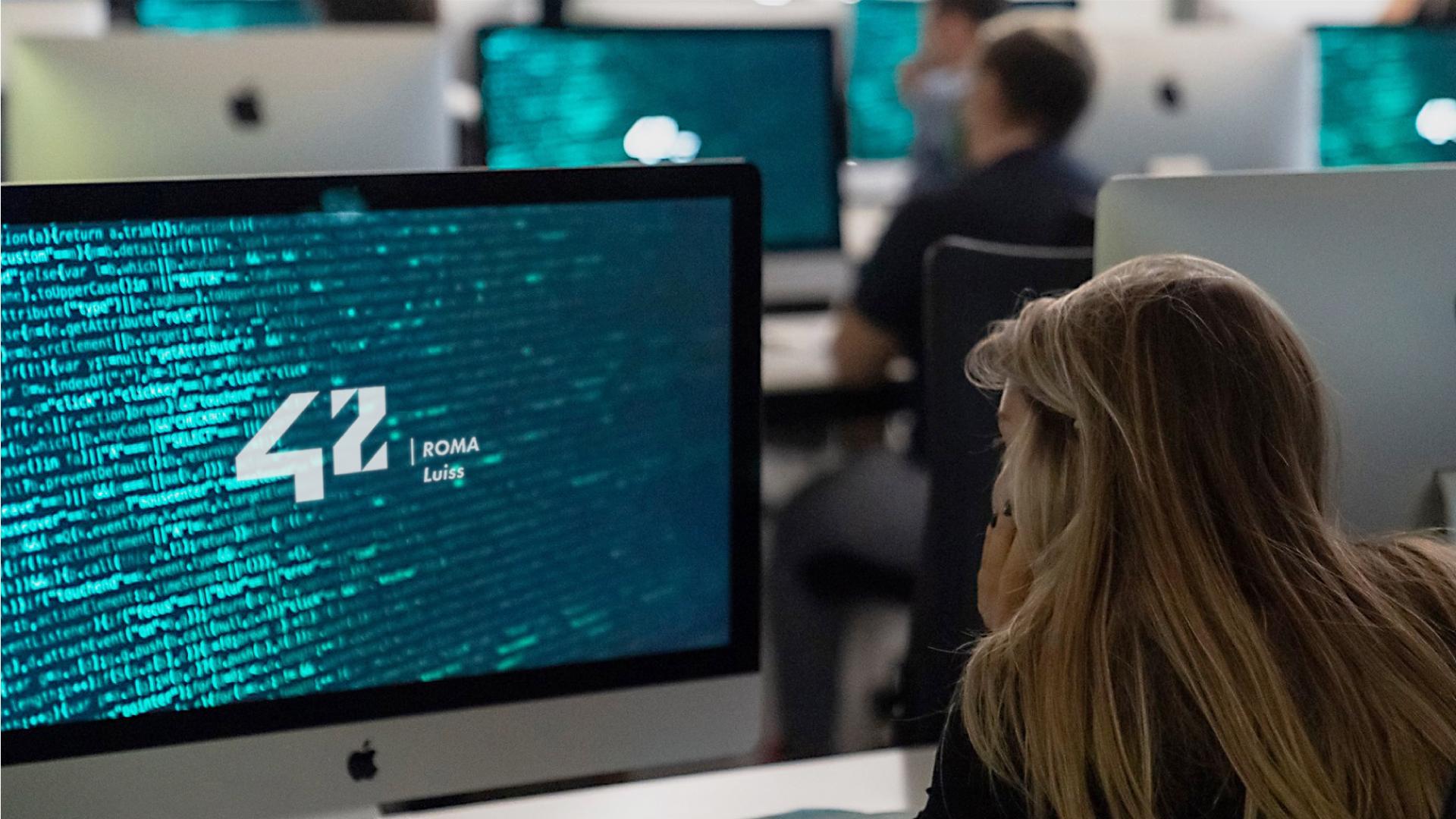 L'utilizzo di Twitch per la campagna iscrizioni 2020-2021 di 42 Roma Luiss