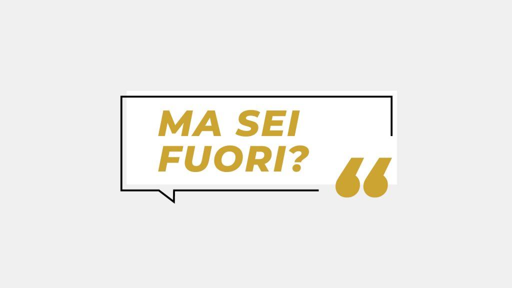 """Angelini - campagna """"Ma sei fuori"""""""