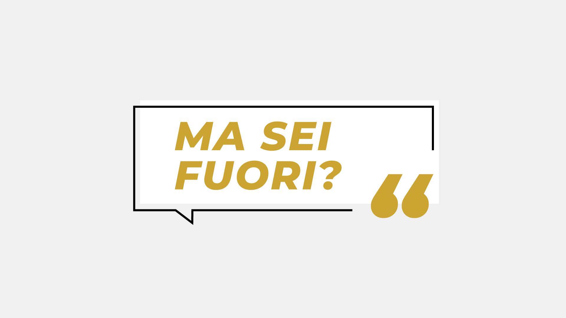 """""""Ma sei fuori?"""" la campagna promossa da Angelini Pharma e Fondazione The Bridge curata da You&Web"""